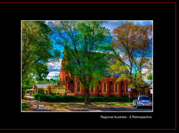 Regional Australia - A Retrospective