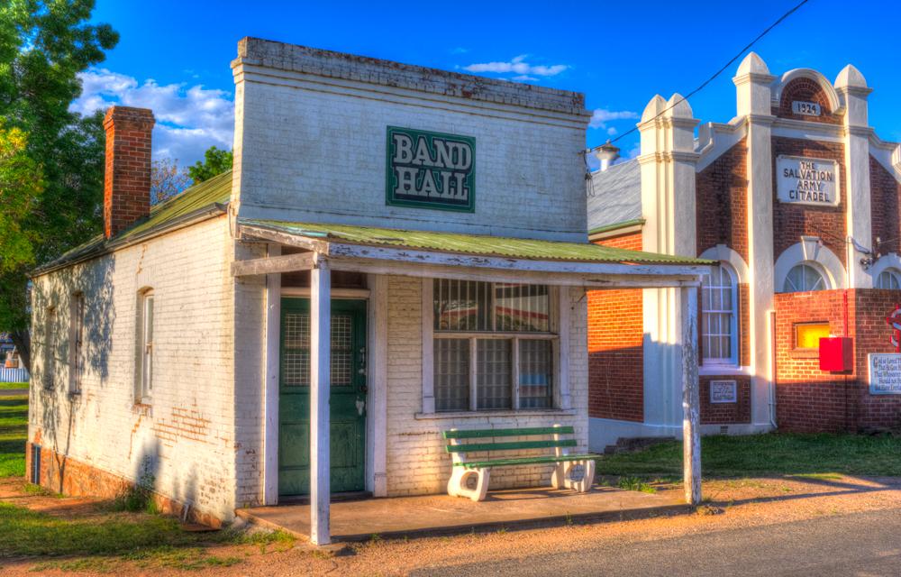 Band Hall Grenfell NSW