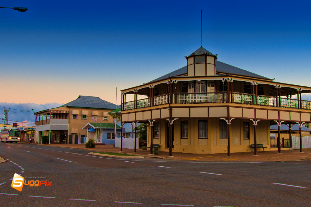 Bowen Main Street Qld