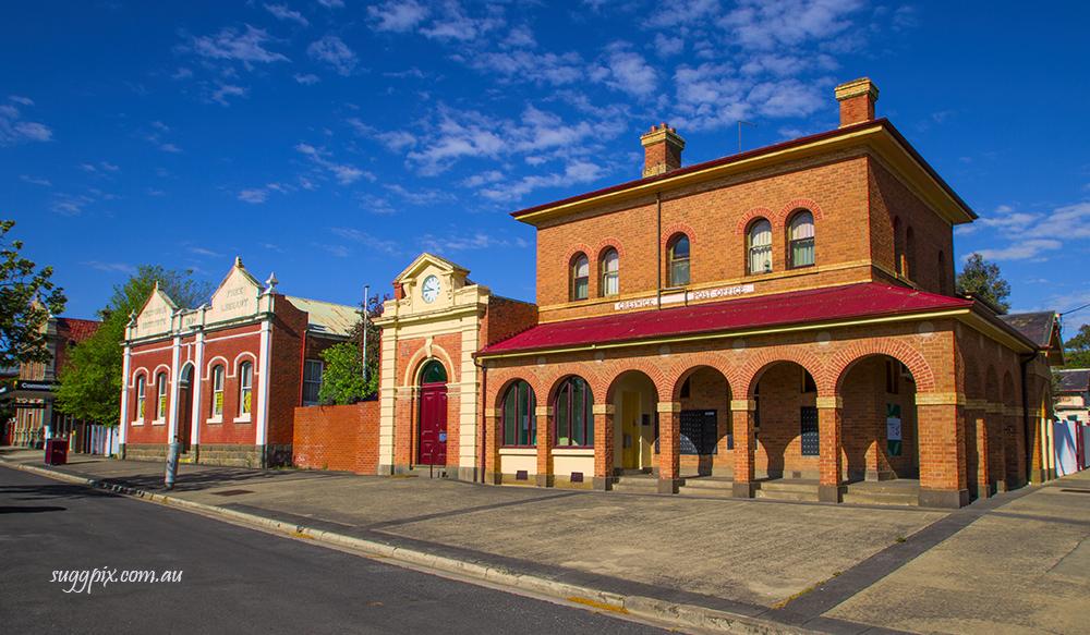 Creswick Vic - Australian Photos