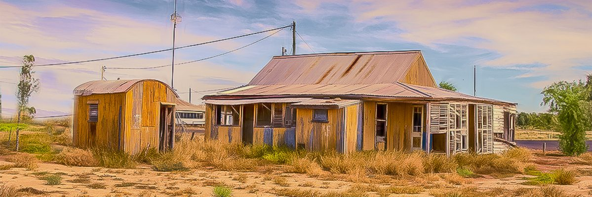Australian Photography – Old Buildings and Rural Landscapes